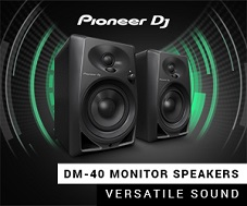 DM-40 Speakers