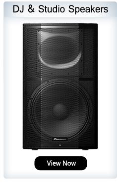 DJ & Studio Speakers